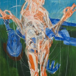 AWAKENING_Woman_2008_oiltemperawood160x130